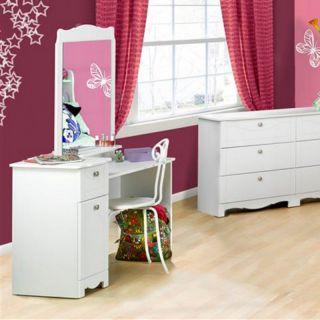 Dixie Bedroom Vanity Table Multicolor   MFI365 1
