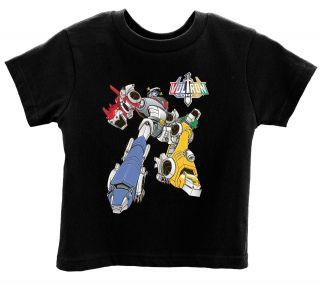 Voltron Force T Shirt