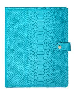 GiGi New York Python Embossed Leather iPad Case