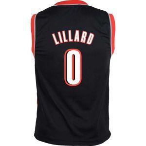 b12efa84d5b7 Portland Trail Blazers Damian Lillard adidas Youth NBA Revolution 30 Jersey