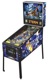 Avatar Pro Pinball Machine