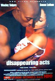 Disappearing Acts Movie Poster