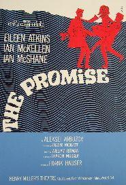 The Promise (Original Broadway Theatre Window Card)