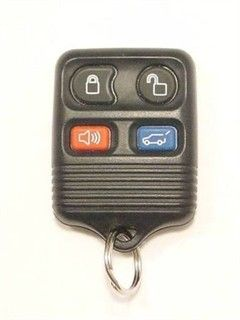 2003 Lincoln Aviator Keyless Entry Remote   Used