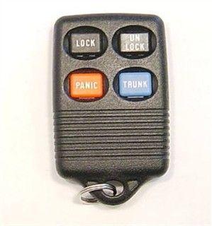 1994 Ford Thunderbird Keyless Entry Remote