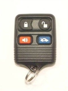 2005 Ford Thunderbird Keyless Entry Remote   Used