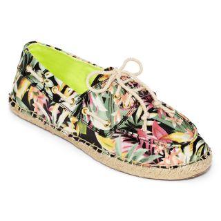 ARIZONA Sail Slip On Shoes, Black, Womens