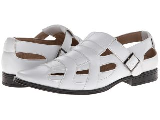 Stacy Adams Madigan Mens Shoes (White)