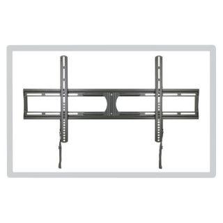 Extra Large Low Profile Wall Mount for 37 60 TVs   Black (XLWM)