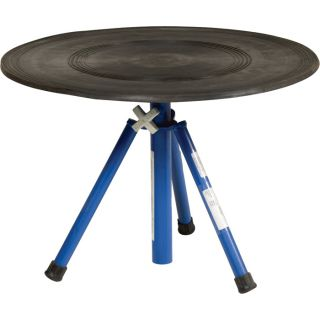 Vestil Heavy Duty Manual Turntable   With Pedestal, 300 Lb. Capacity, 30 Inch