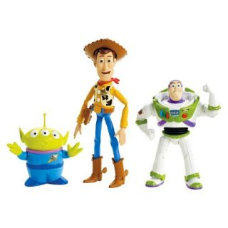 Toy Story ESCAPE THE CLAW Figures   Pack of 3