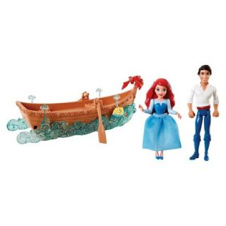 Disney Princess Favorite Moments Ariel Kiss the Girl Scene Playset