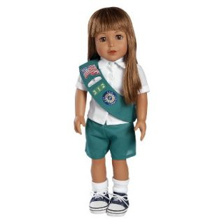 Adora Play Doll Mia   Girl Scout Jr. 18 Doll & Costume