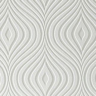 Paintable Wallpaper  Curvy