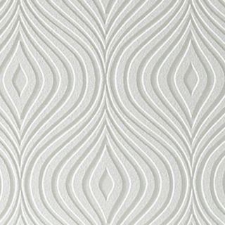 Paintable Wallpaper  Curvy