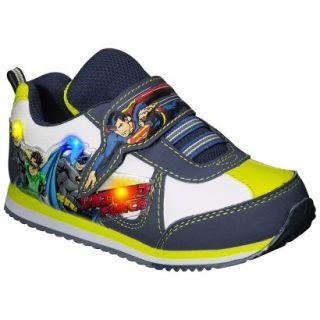 Toddler Boys Justice League Light Up Sneaker   Multicolor 8