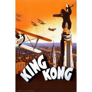Art   King Kong Poster