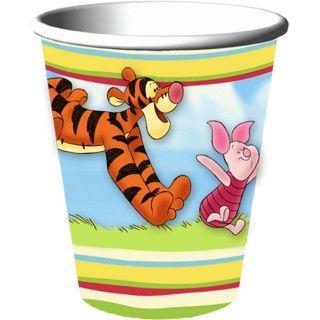 Disney Pooh and Pals 9 oz. Paper Cups