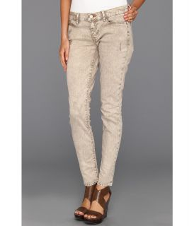 Dittos Selena Super Skinny in Timber Wolf Womens Jeans (Beige)