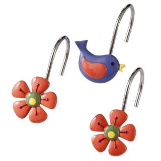 Butterfly Park Shower Hooks