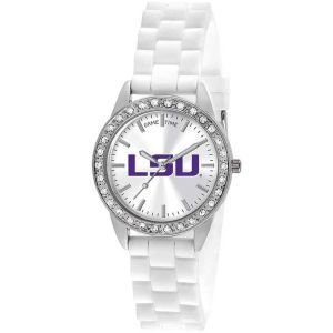 LSU Tigers Game Time Pro Womens Frost Watch
