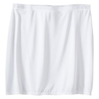 Gilligan & OMalley 16 Half Slip   White L