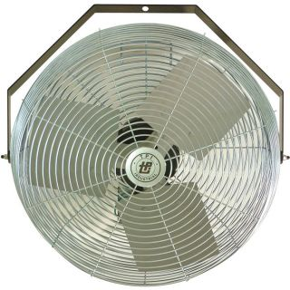 TPI Work Station Fan   24 Inch, Model U 24 TE