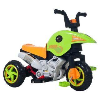 Lil Rider KB 301 Gemini Dual Power Trike   Green