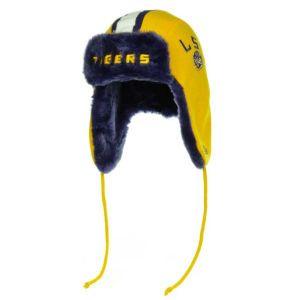 LSU Tigers New Era NCAA Trapskin Knit