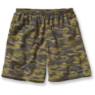 Patagonia Baggies Long Shorts  Mens,  WILLOW HERB Green/KASIH I,  XXL