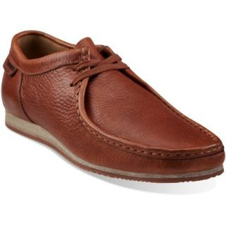 Clarks Wallabee Run Shoes  Mens,  TAN LEATHER,  8.5