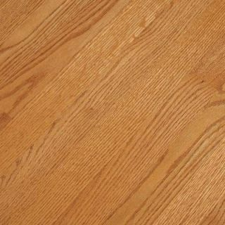 Bruce Natural Reflections Oak Butterscotch 5/16 in.Thick x 2 1/4 in. Wide x Random Length Solid Hardwood Floor 40 sq. ft./case C5016