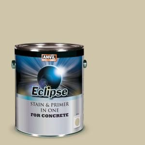 1 gal. Desert Beige Eclipse Concrete Stain and Primer in One 911601