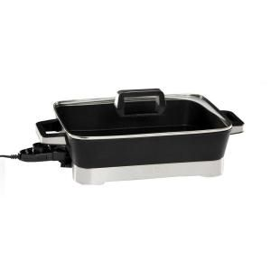 West Bend 13.1 in. Electric Skillet 72400