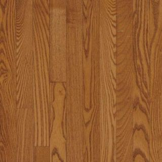 Bruce Natural Reflections Butersctch White Ash Solid Hardwood Flooring   5 in. x 7 in. Take Home Sample BR 667241