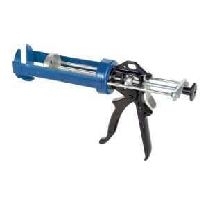 COX 380 ml Co Axial 101 Mix Ratio Dual Cartridge Extra Thrust Epoxy Applicator Gun M380/10