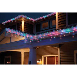 Holiday Time LED Multi Color Christmas Lights Set