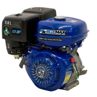 Blue Max 13 HP OHV Horizontal Shaft Gasoline Engine 6787