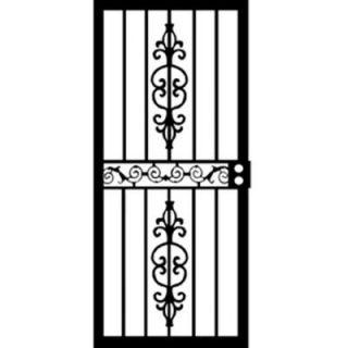 sc 1 st  PopScreen & Grisham 405 Series 32 in. x 80 in. Black Strike Security Door 40511