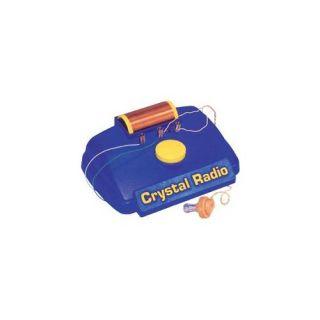 Elenco MX901C Electronic Crystal Radio Kit Other Toys