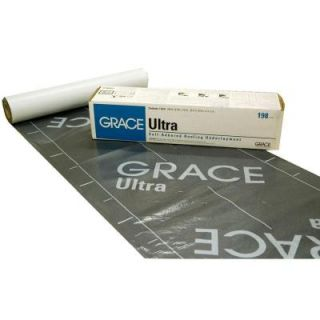 Grace Ultra 198 sq. ft. Roll Roofing Underlayment 5003000