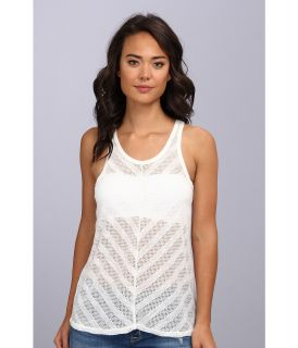 Jack by BB Dakota Nadette Top Womens Sleeveless (White)