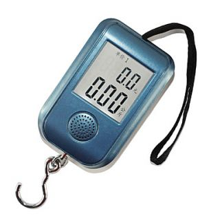 Electronic Scale, Range 50g 40kg, Accuracy 10g