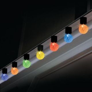 Brite Star Symphony of Lights 10 Light LED G40 Color Changing Light Show Set 39 390 00