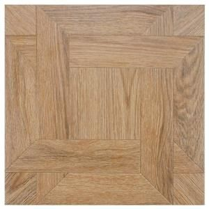 Merola Tile Bosco Natural 17 3/4 in. x 17 3/4 in. Ceramic Floor and Wall Tile (11 sq. ft. / case) DISCONTINUED FGF18BNT