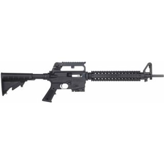 Mossberg 715T Tactical .22 LR 10RD with Carry Handle: Outdoor Sports