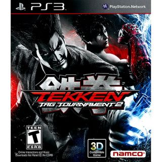 Tekken Tag Tournament 2 (PS3): Games