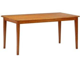 Boraam Oak Shaker Table 70136