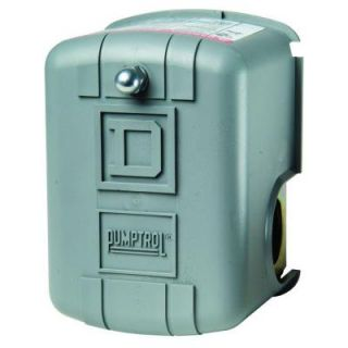 Square D by Schneider Electric 20 40 PSI Pumptrol Pressure Switch FSG2J20CP