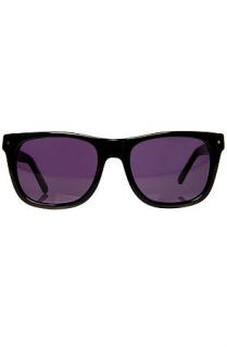 Diamond Supply Co. Sunglasses Vermont in Black